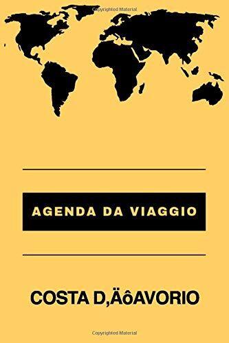 In Viaggio Agenda da viaggio COSTA D'AVORIO: