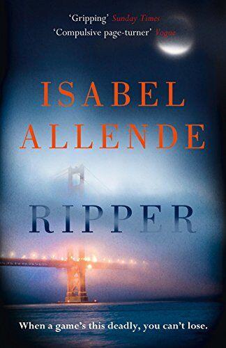 Isabel Allende Ripper ISBN:9780007548958