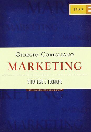 Giorgio Corigliano Marketing. Strategie e