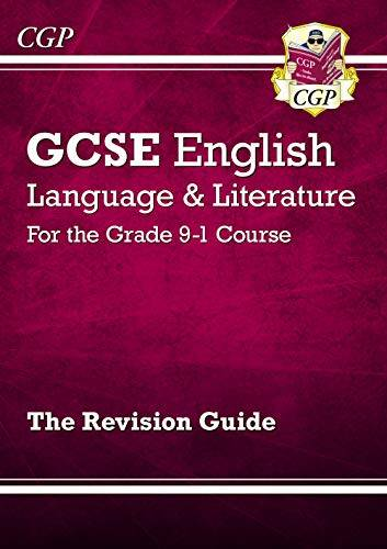 CGP Books GCSE English Language and Literature