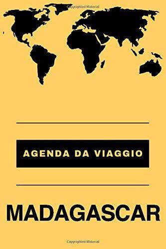 In Viaggio Agenda da viaggio Madagascar: