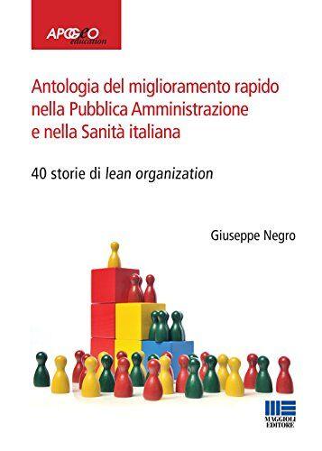 Giuseppe Negro Antologia del miglioramento