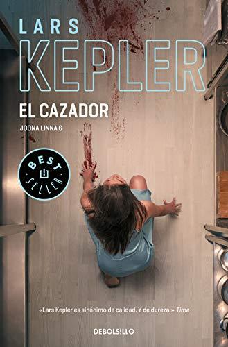 Lars Kepler El cazador (Inspector Joona Linna