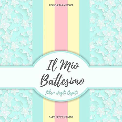 Brinis Festività-Libri Il Mio Battesimo: