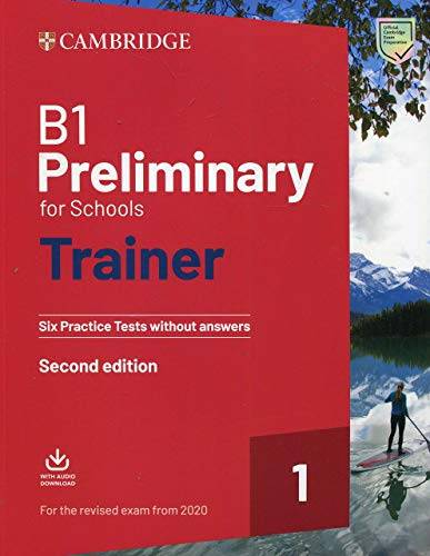 Sue Elliott Preliminary for schools trainer.