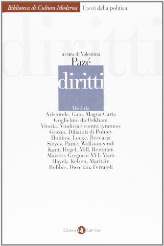 Diritti ISBN:9788858107560