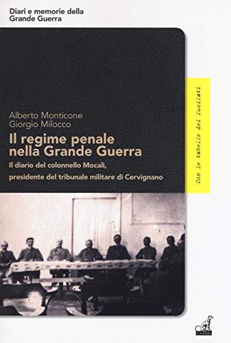 Alberto Monticone Il regime penale nella