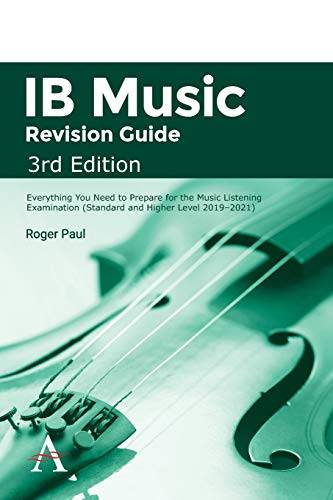Roger Paul IB Music Revision Guide, 3rd