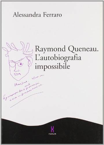 Alessandra Ferraro Raymond Queneau.
