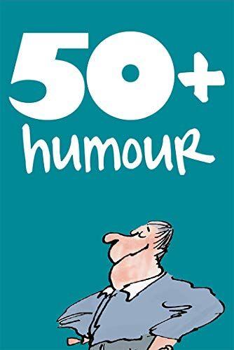 50+ humour ISBN:9782379370557