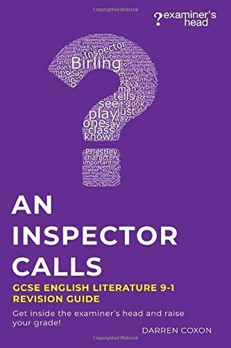 Darren Coxon An Inspector Calls GCSE English