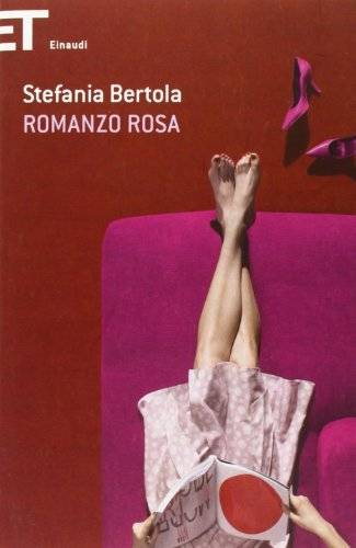 Stefania Bertola Romanzo rosa ISBN:9788806209780