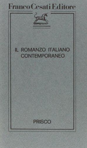 Michele Prisco Il romanzo italiano