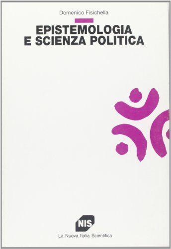 Domenico Fisichella Epistemologia e scienza