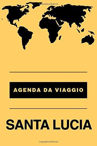 In Viaggio Agenda da viaggio SANTA LUCIA: