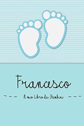 en lettres Bambini Francesco - Il mio Libro