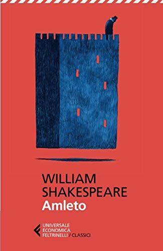 William Shakespeare Amleto ISBN:9788807900426
