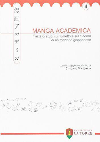 AA. VV. Manga Academica. Rivista di studi sul