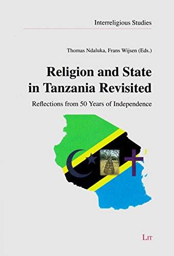 Religion and State in Tanzania Revisited: