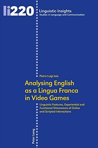 Pietro Luigi Iaia Analysing English As a