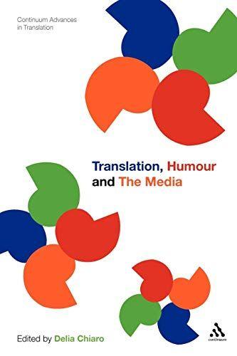 Translation, Humour and the Media: Translation