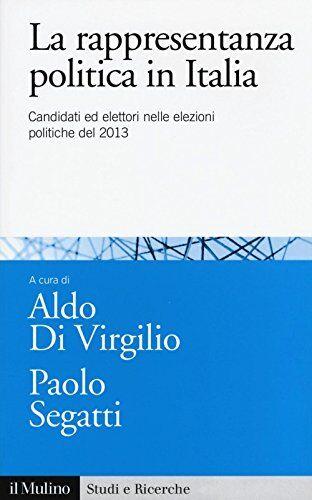 La rappresentanza politica in Italia.