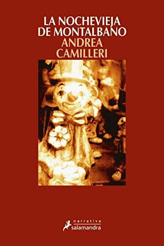 Andrea Camilleri La nochevieja de Montalbano/