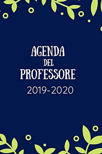 Rancho agende Agenda del professore 2019/2020: