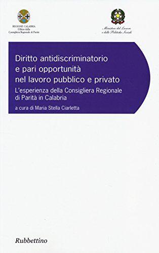 Diritto antidiscriminatorio e pari