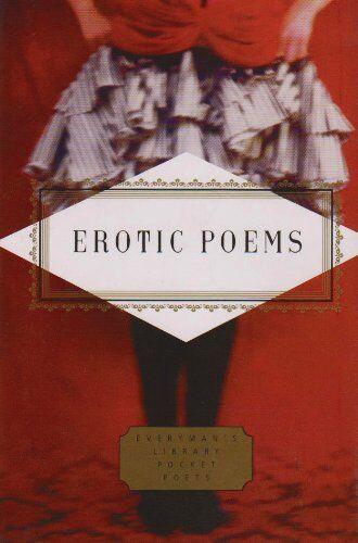 Peter Washington Erotic Poems: Selected Poems