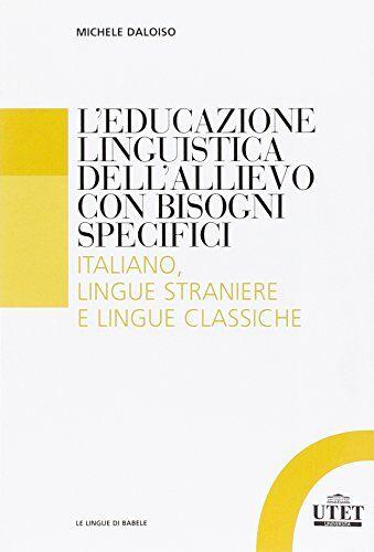 Michele Daloiso L'educazione linguistica