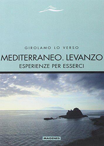 Girolamo Lo Verso Mediterraneo. Levanzo.