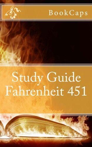 BookCaps Fahrenheit 451: (A BookCaps Study