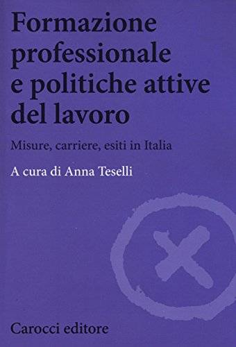 Formazione professionale e politiche attive