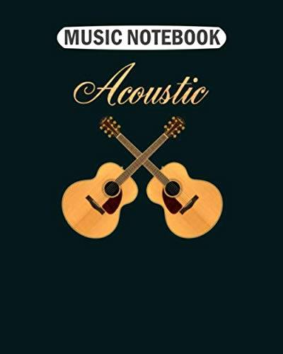 Music Notebook Music Notebook: acoustic