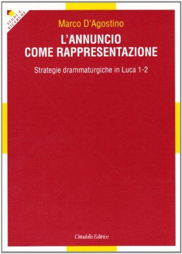 Marco D'Agostino Annuncio come