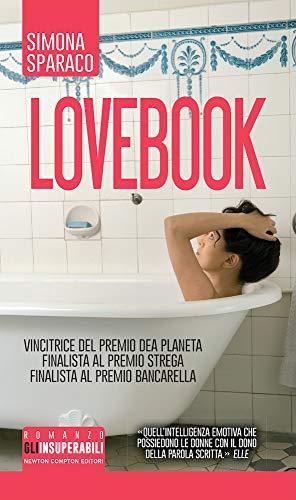 Simona Sparaco Lovebook ISBN:9788822733351