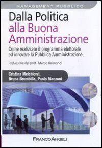 Cristina Melchiorri Dalla politica alla buona