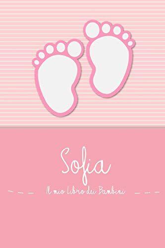 en lettres Bambini Sofia - Il mio Libro dei