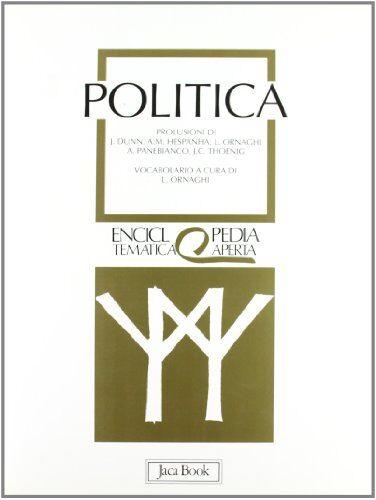 Politica ISBN:9788816439078