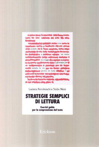 Luciana Ferraboschi Strategie semplici di