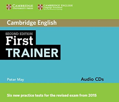 Peter May First Trainer. Six practice tests