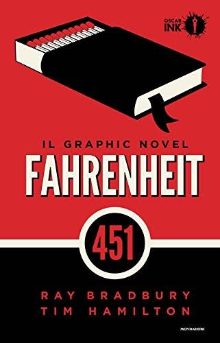 Ray Bradbury Fahrenheit 451 ISBN:9788804701200
