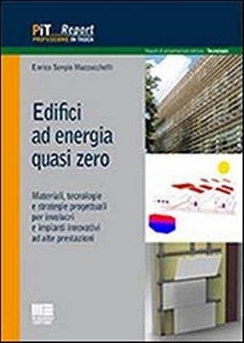 Enrico S. Mazzucchelli Edifici ad energia