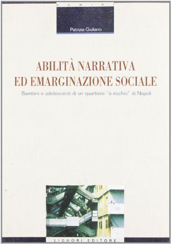 Patrizia Giuliano Abilità narrativa ed