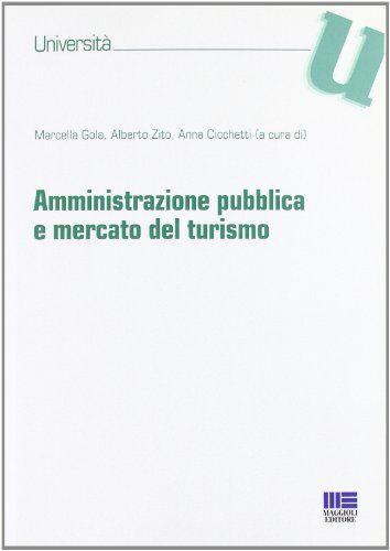 Anna Cicchetti Amministrazione pubblica e