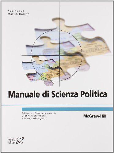 Rod Hague Manuale di scienza politica