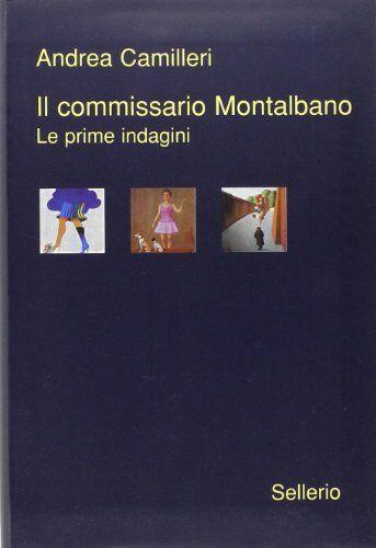 Andrea Camilleri Il Commissario Montalbano