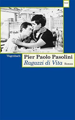 Pier Paolo Pasolini Ragazzi di vita