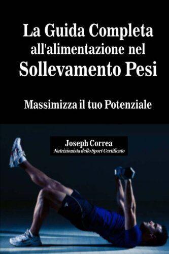 Joseph Correa  (Nutrizionista dello Sport